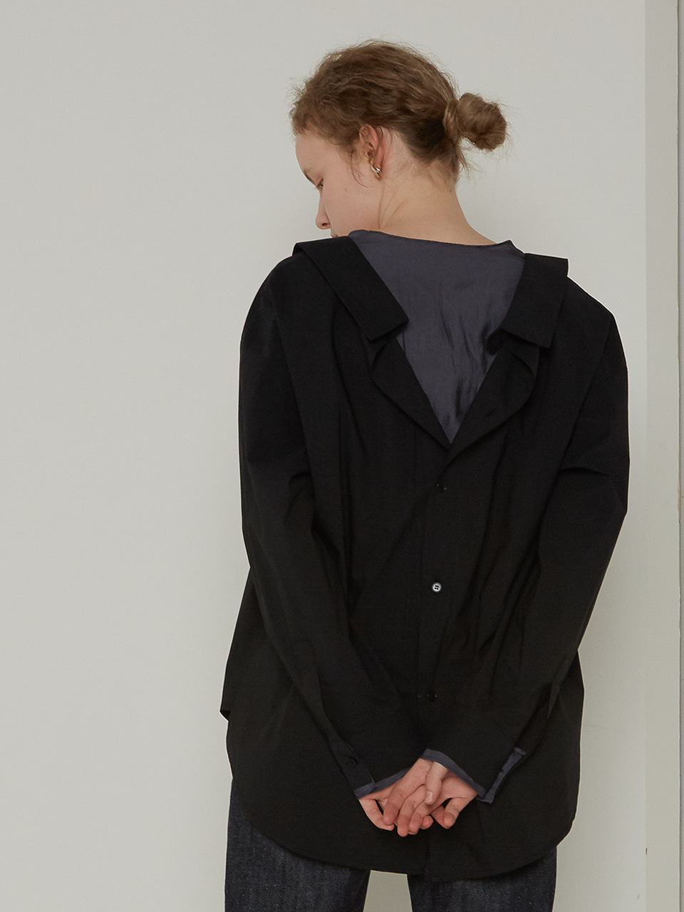 LAYER SHIRTS_BLACK