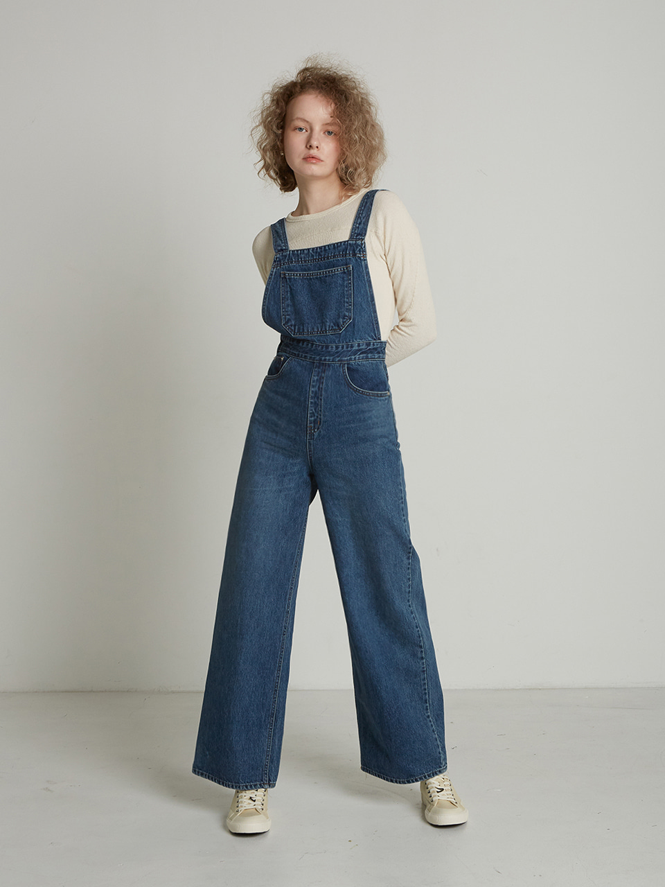 NEW WIDE OVERALL